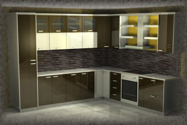 Modern kitchens for South african kitchen cabinets