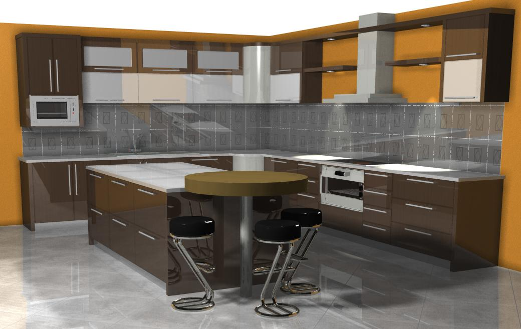 Designs for South african kitchen cabinets